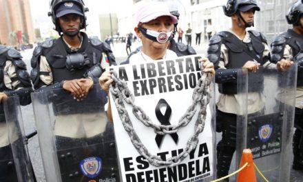 Sociedad Interamericana de Prensa: Medios venezolanos están en crisis letal