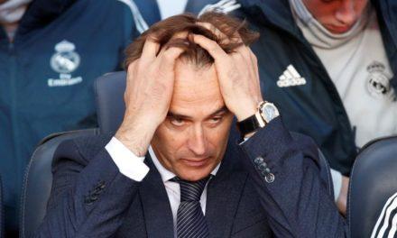 Oficial | Julen Lopetegui, destituido y será sustituido por Santiago Solari
