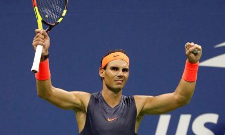 Nadal continúa líder en el ATP