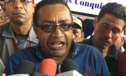 Funcionarios de inteligencia liberaron a Luis Chaparro