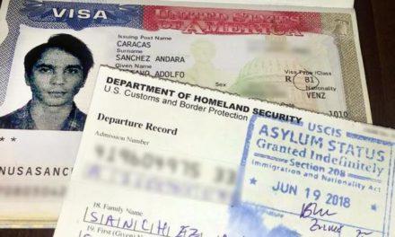 Al menos 13.500 venezolanos han solicitado asilo en EE.UU. durante el 2018