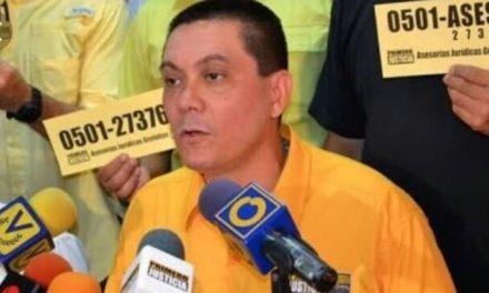 Confirman suicidio del concejal de Primero Justicia Fernando Albán