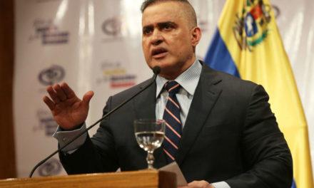 Tarek William Saab reveló detalles sobre muerte de Fernando Albán