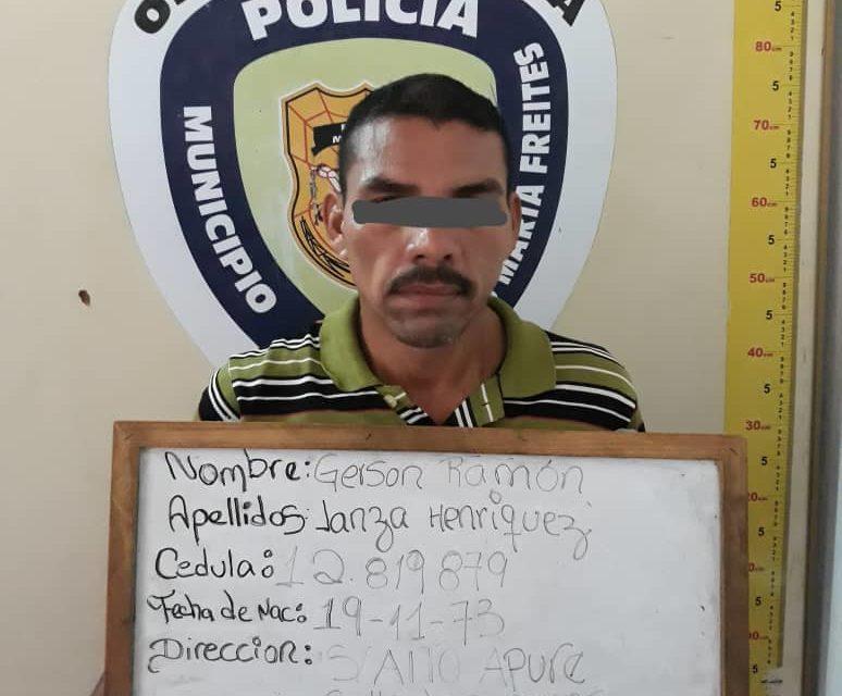 Detenido otro hombre implicado en asesinato de menor en Cantaura