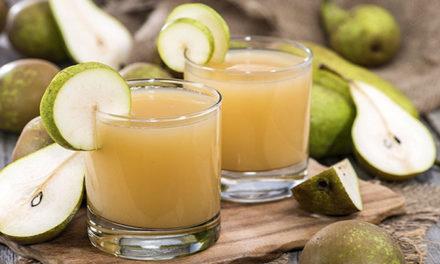 La pera favorece la digestión y mejora el sistema inmunológico