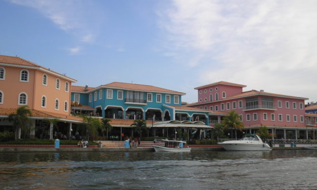 Principales lugares turísticos de la zona no escapan del debacle económico
