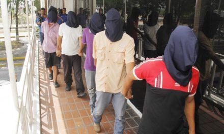 Polibolívar detuvo a 12 personas 12 personas por explotación y corrupción de menores en septiembre