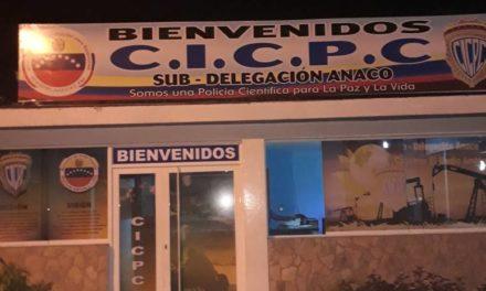 Cicpc Anaco desarticuló banda «el Chúo»