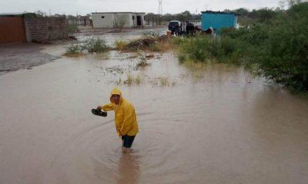 Lluvias por tormenta tropical Rosa dejan un muerto en México