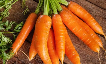 Receta natural a base de zanahoria para hacer crecer tu cabello