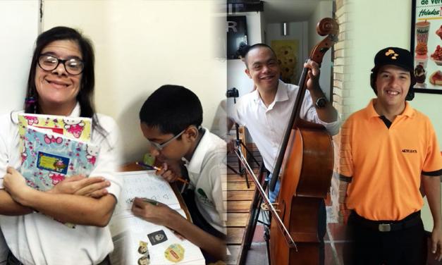 Ciami: Una fundación que apuesta por la inclusión de personas especiales