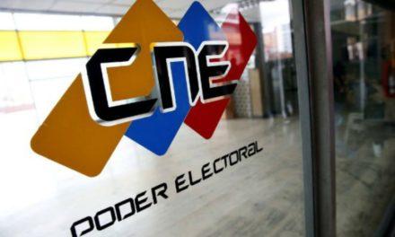CNE finalizó auditoría de datos de los electores