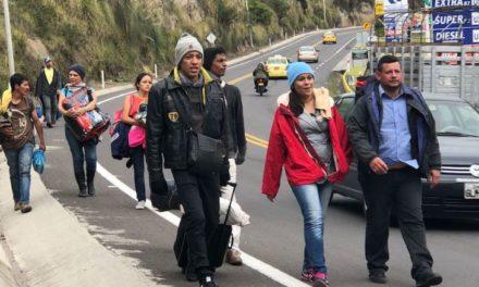 El éxodo venezolano se convirtió en prioridad humanitaria para Colombia