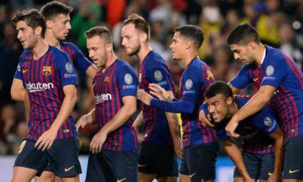 Barcelona sigue con pasos firmes en Champions tras derrotar al Inter
