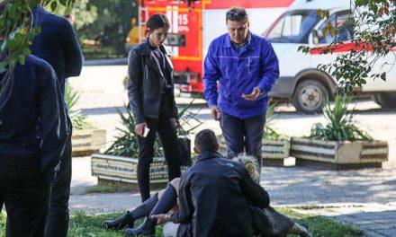 Al menos 18 muertos y 40 heridos en ataque en un instituto de Crimea