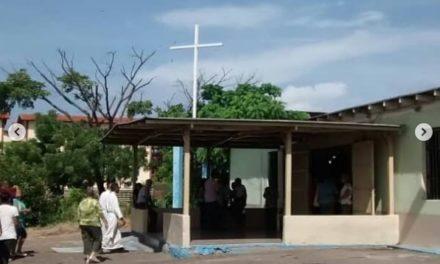 Robaron en la iglesia de Las Casitas