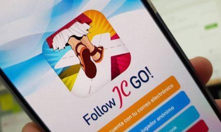 Papa Francisco lanzó un videojuego religioso similar a Pokémon Go