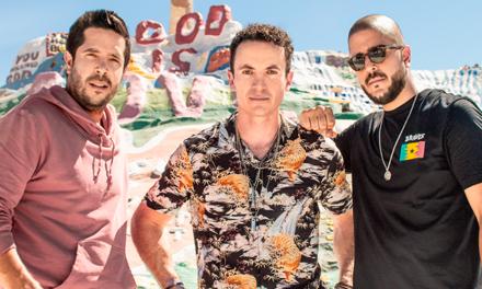 Fonseca estrena nueva canción junto a Cali y el Dandee