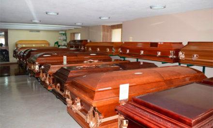 Hasta 30.000 Bs.S podrían costar los servicios funerarios