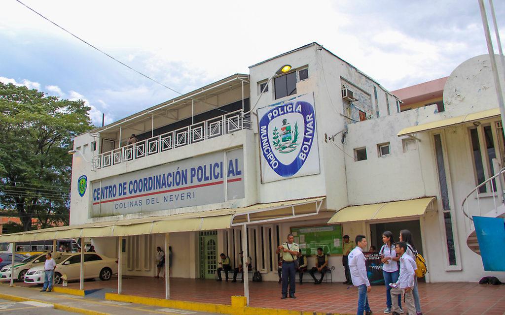 Polibolívar abatió a un sujeto en El Viñedo