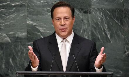Presidente de Panamá recibió a Mike Pompeo para tratar crisis venezolana