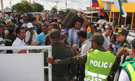 Muertes violentas de venezolanos en Colombia aumentó un 244 %