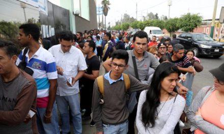 Al menos 550.000 venezolanos han entrado a Perú en casi dos años