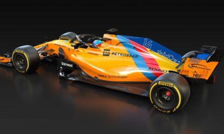 McLaren diseña un coche especial para la última carrera de Fernando Alonso