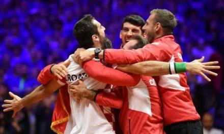Croacia derriba a Francia y conquista su segunda Copa Davis