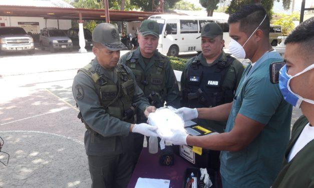 GNB incautó 160 kilos de cocaína en Clarines