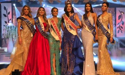 Reina Hispanoamericana 2018 coronó a Miss Venezuela