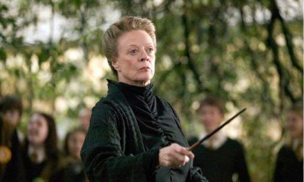 """La profesora McGonagall podría aparecer en la saga """"Animales fantásticos"""""""