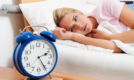 El insomnio aumenta con la menopausia