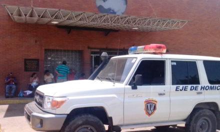 Adolescente murió tras ser hallado grave en Aragua de Barcelona