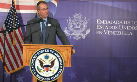 EE.UU.: apoyamos afán del pueblo venezolano por un futuro democrático