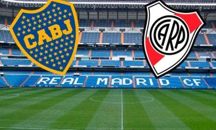 Definido: El Bernabéu albergará la final de la Libertadores