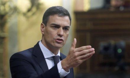 Detuvieron a tirador que planeaba matar a presidente español Pedro Sánchez