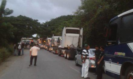 Hampones mataron a colector de autobús en Clarines