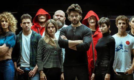 La casa de papel ganó en Nueva York el Emmy Internacional a mejor drama