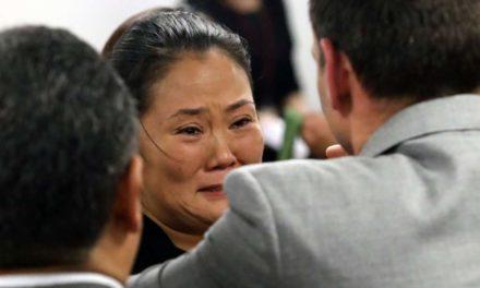 Detienen a Keiko Fujimori tras orden del juez