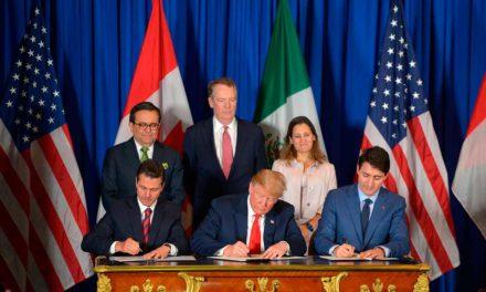 EE.UU., México y Canadá firmaron acuerdo comercial que sustituye el TLC