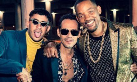 Will Smith, Marc Anthony y Bad Bunny darán inicio a los Latin Grammy 2018