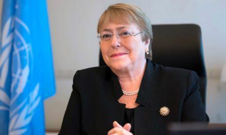 Bachelet asegura que buscará el mejor momento para visitar Venezuela