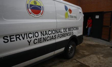 Anciano pereció arrollado en la avenida Jorge Rodríguez