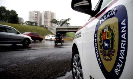 PNB abatió a sujeto no identificado en Las Casitas