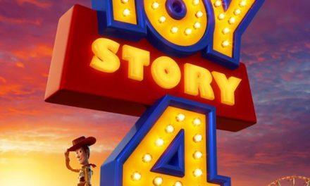 Revelan el póster oficial de Toy Story 4