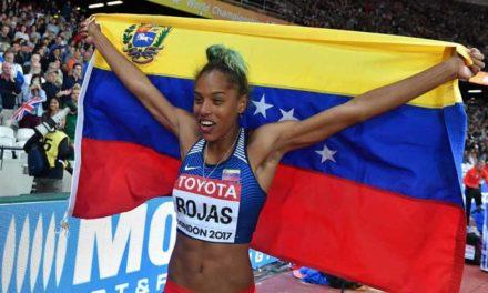 Yulimar Rojas recibirá el Premio As América del deporte en Madrid