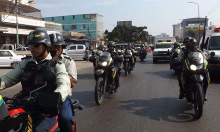 422 funcionarios se mantendrán desplegados en el municipio durante las navidades en Sotillo