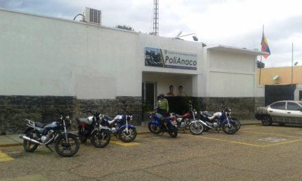 Funcionarios de Polianaco detuvieron a siete sujetos en varios procedimientos