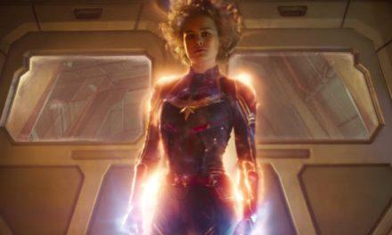 «Capitana Marvel» estrenó su nuevo segundo tráiler